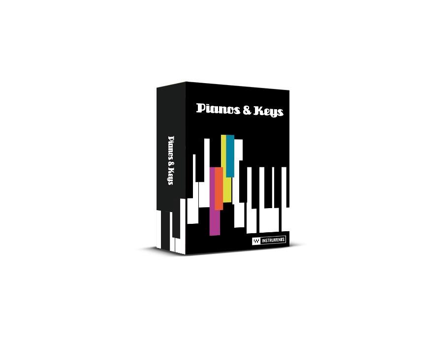 Waves Piano & Keys