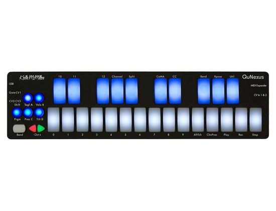 Keith McMillen Instruments QuNexus Controller