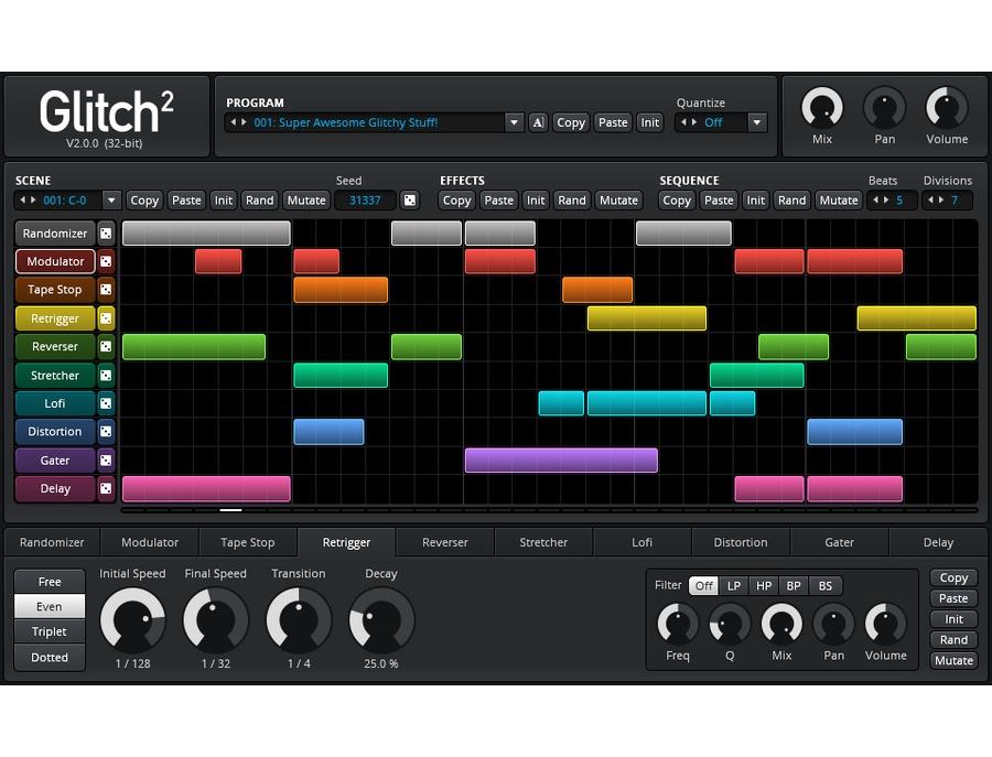 Illformed Glitch 2 (VST, AU Plugin)   Equipboard®