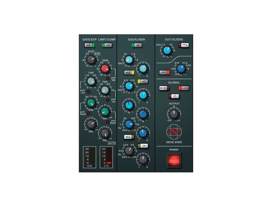 Universal Audio Neve 88RS Channel Strip Plug-In