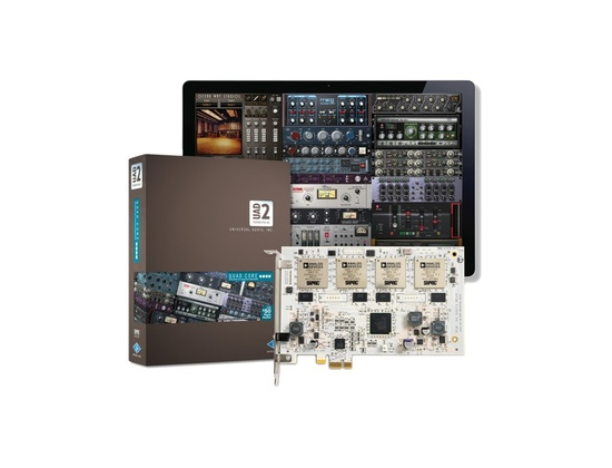Universal Audio UAD-2 - QUAD Core
