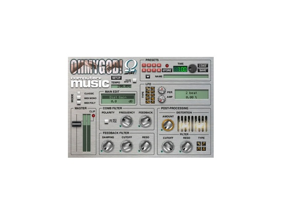 Ohm Force Ohmygod Plugin