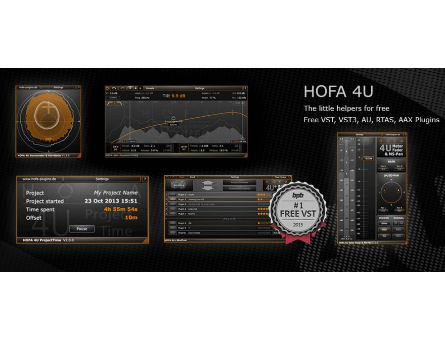 HOFA 4U Collection Reviews & Prices | Equipboard®