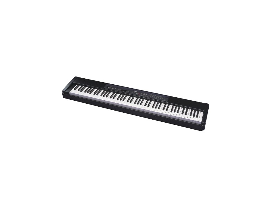 yamaha p80 88 key digital piano reviews prices equipboard. Black Bedroom Furniture Sets. Home Design Ideas