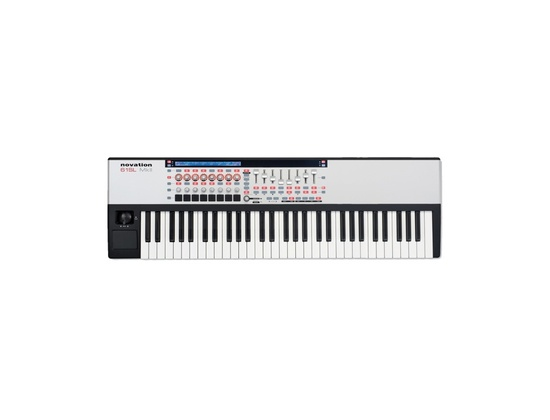 Novation 61SL MkII 61-Key USB Keyboard Controller