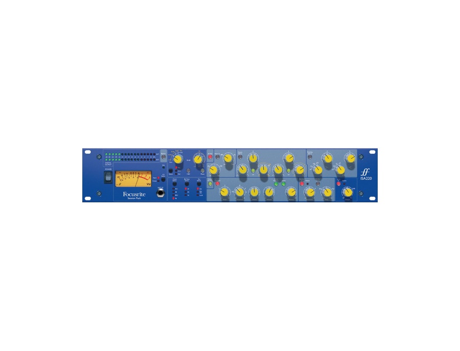 Focusrite ISA 220 Session Pack