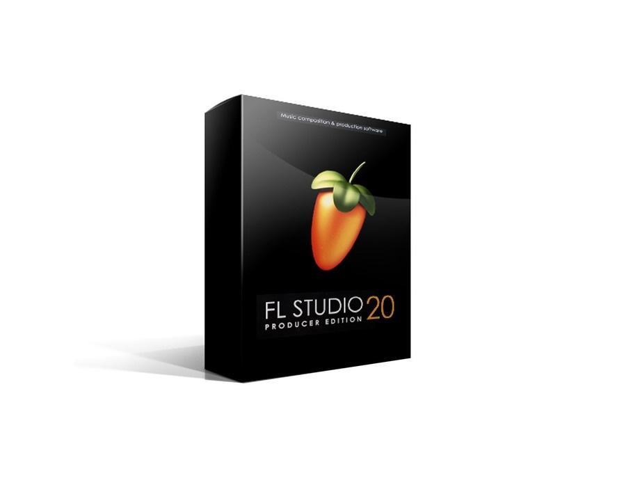 Image line fl studio 20 xl