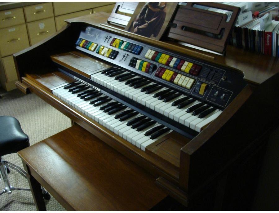 Lowrey magic genie 98 electronic organ xl