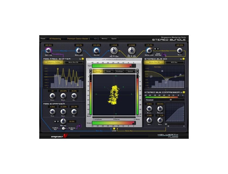 Vengeance Mastering Suite: Stereo Bundle