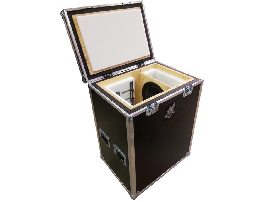 Box of doom isolation cabinet with allxs system pro xl xl