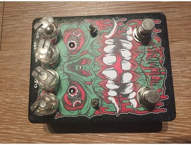 Abominable Electronics Hellmouth