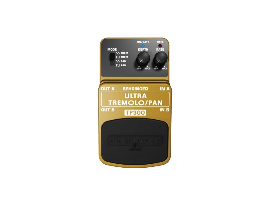 Behringer TP300 Ultra Tremolo Panner Pedal