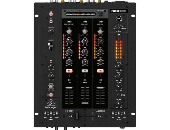 Behringer NOX 303 3 Channel DJ Mixer