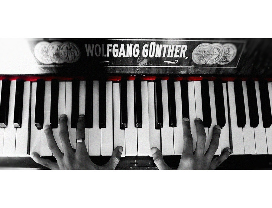 Wolfgang Gunther Piano