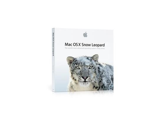 Mac OS X 10.6 Snow Leopard