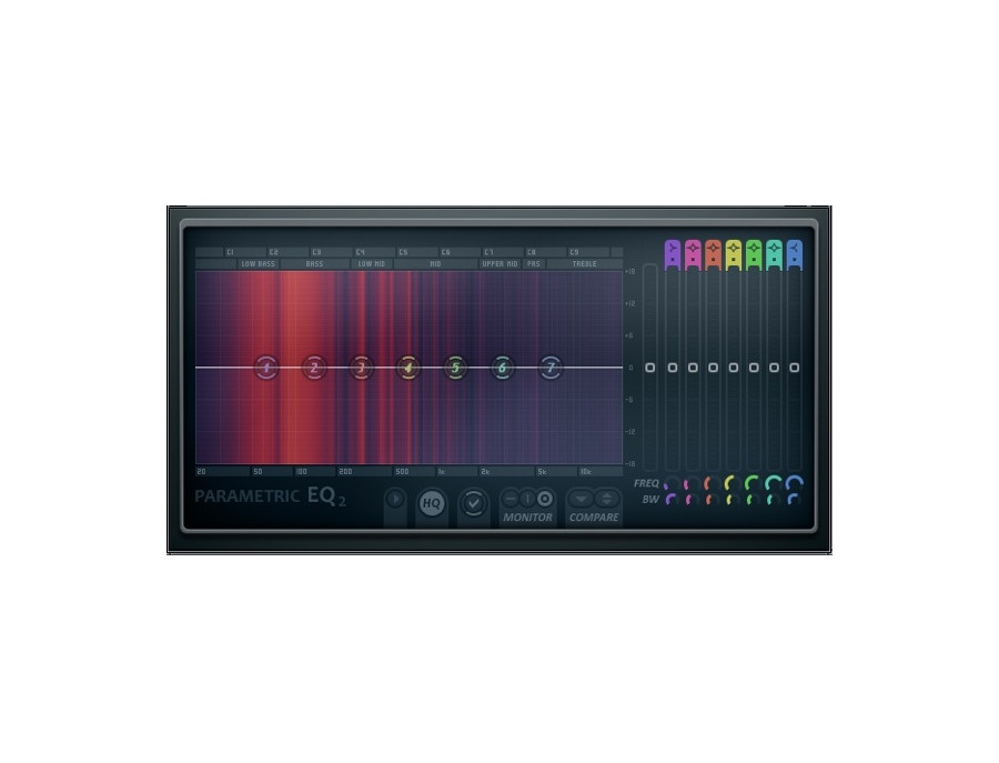 Image Line Parametric EQ 2 Reviews & Prices | Equipboard®
