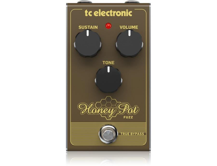 Tc electronic honey pot fuzz xl