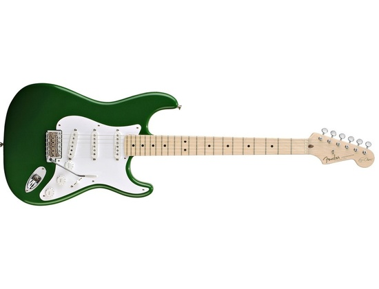 Fender Eric Clapton Stratocaster Candy Green