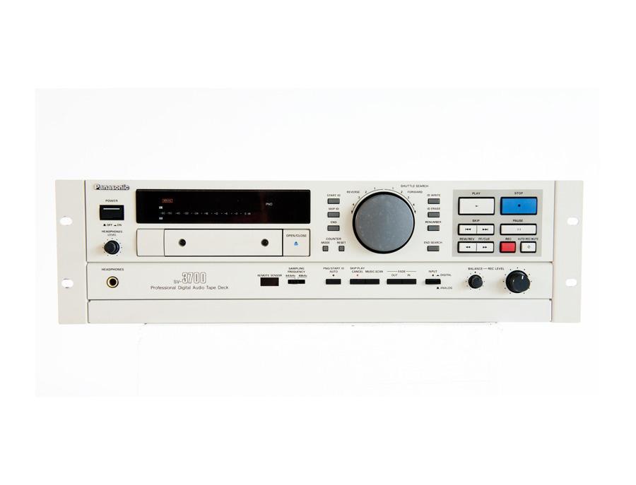 Panasonic sv 3700 xl