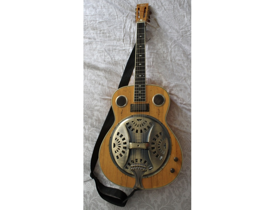 Hudson resonator guitar xl