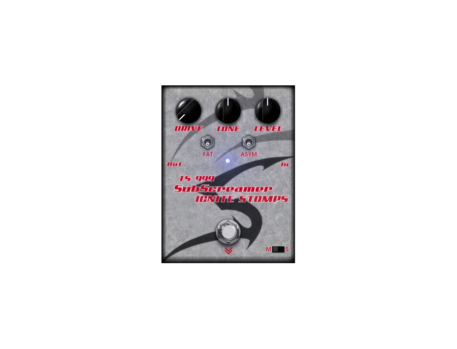 Ignite Amps TS-999 SubScreamer Plugin