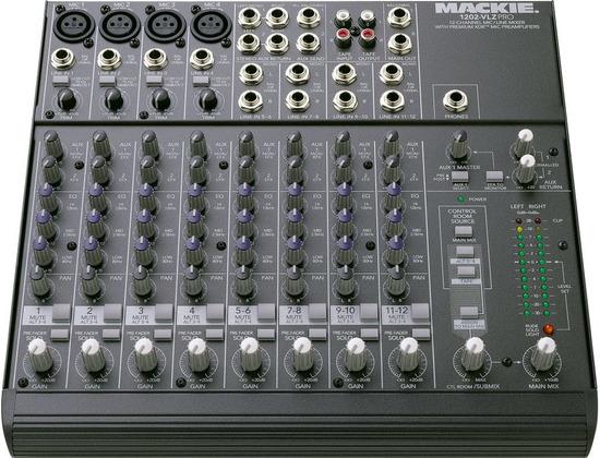 MACKIE 1202-VLZ Pro