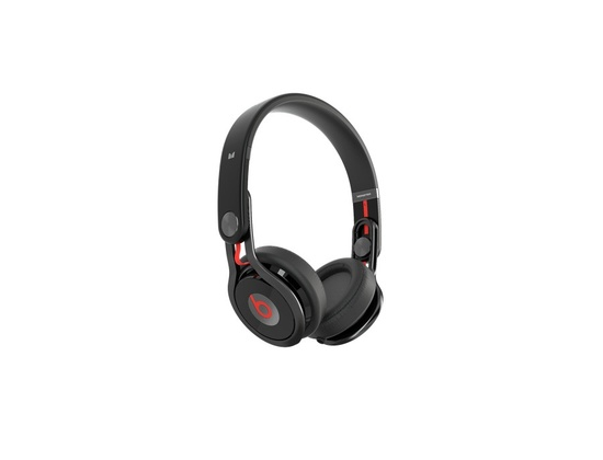 Beats By Dr. Dre Mixr On-Ear Headphones Black