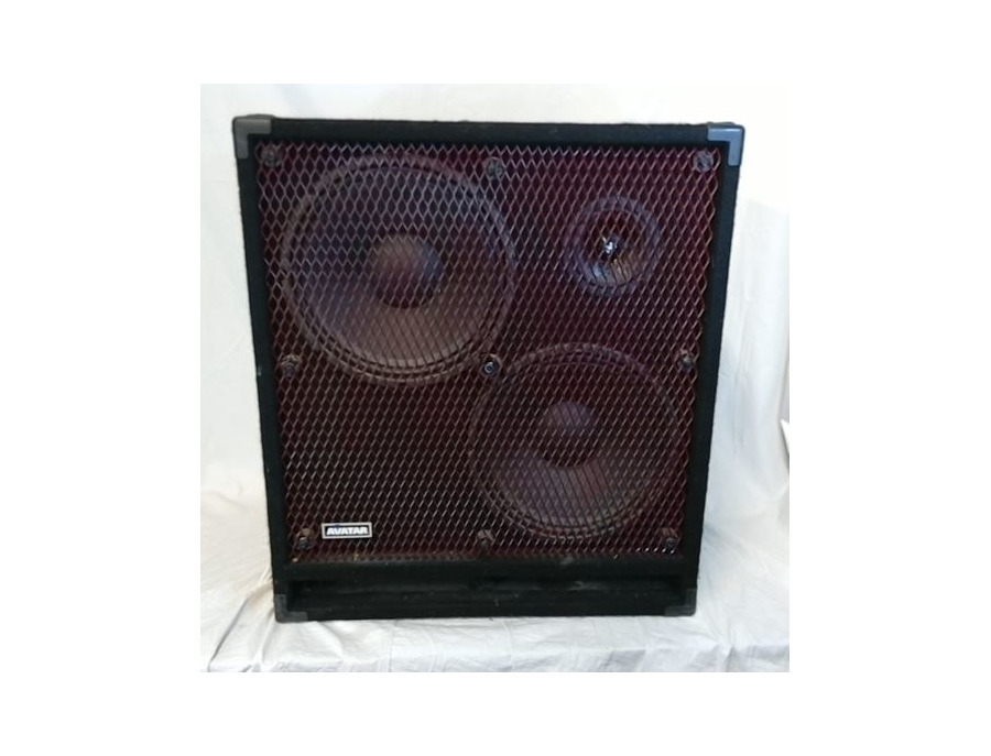 Avatar 2x12 Bass Cabinet Reviews Amp Prices Equipboard 174