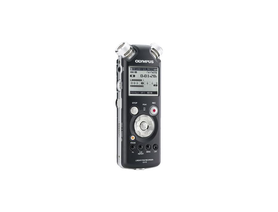 Olympus LS-10 Linear PCM Field Recorder