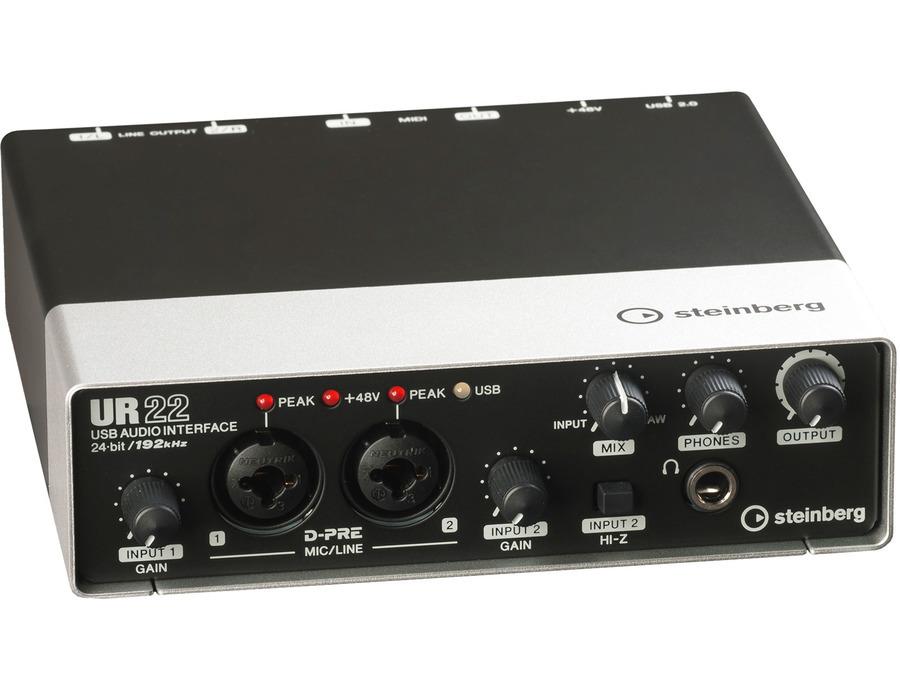Steinberg UR22 USB Audio Interface