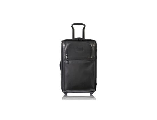 Tumi Alpha International Carry-On Leather