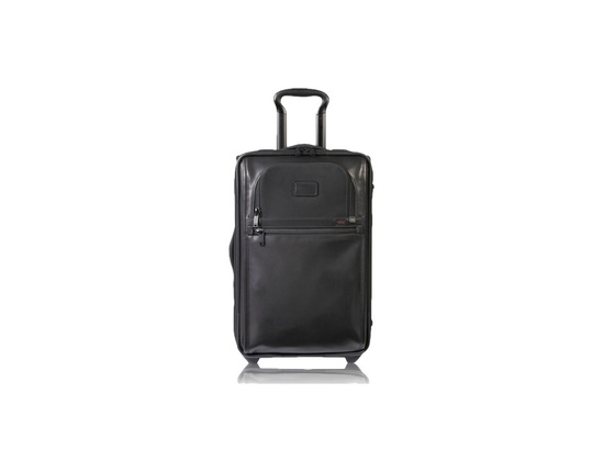 Tumi Alpha International Carry-On Leather