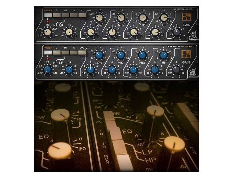 UAD Harrison® 32C / 32C SE Channel EQ Reviews & Prices | Equipboard®