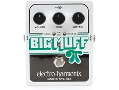 Electro harmonix big muff pi with tone wicker s