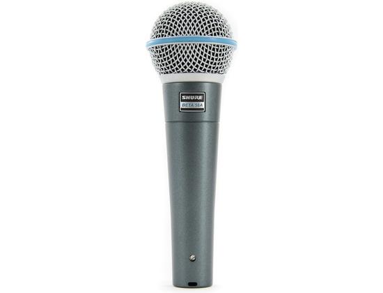 Shure Beta 58A Vocal Microphone