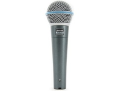 Shure beta 58a vocal microphone s