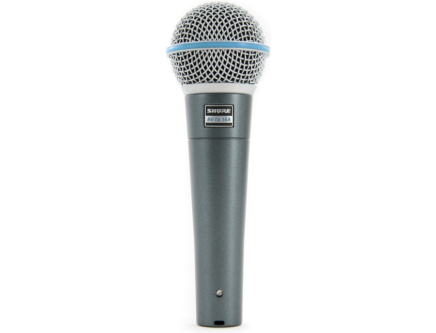 Shure beta 58a vocal microphone xl