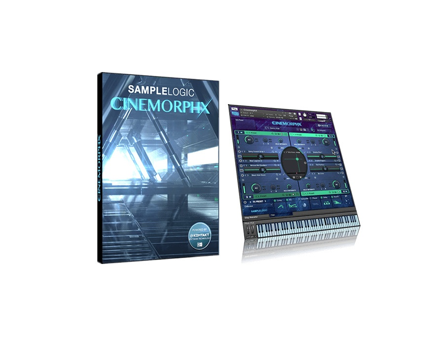 Cinemorphx xl