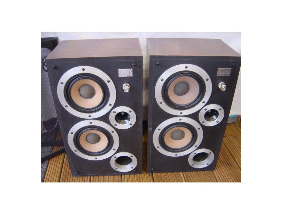 Wharfedale e30 vintage hi fi speakers xl