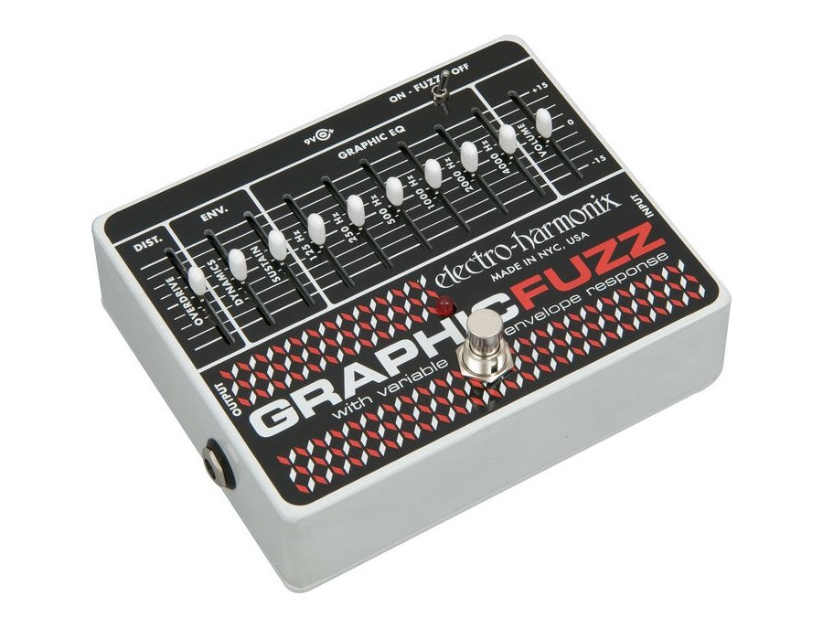 Electro-Harmonix Graphic Fuzz