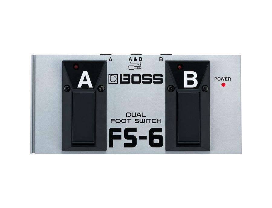 Boss fs 6 footswitch xl