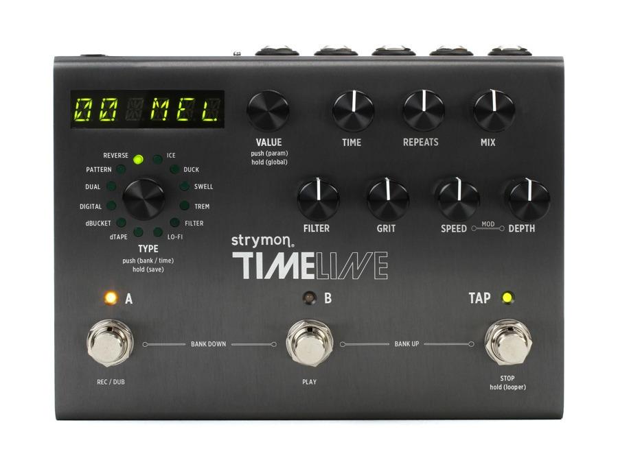 Strymon timeline delay pedal xl