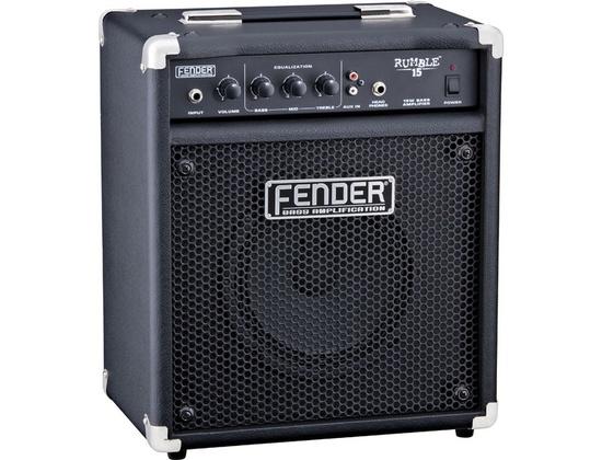 Fender Rumble 15 Bass Amp