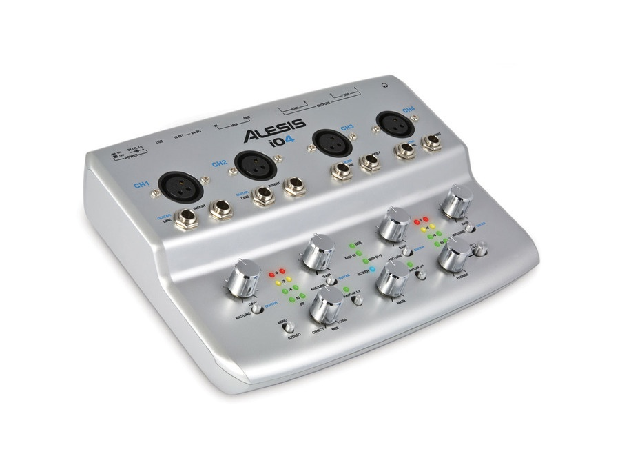 Alesis iO4 Audio Interface