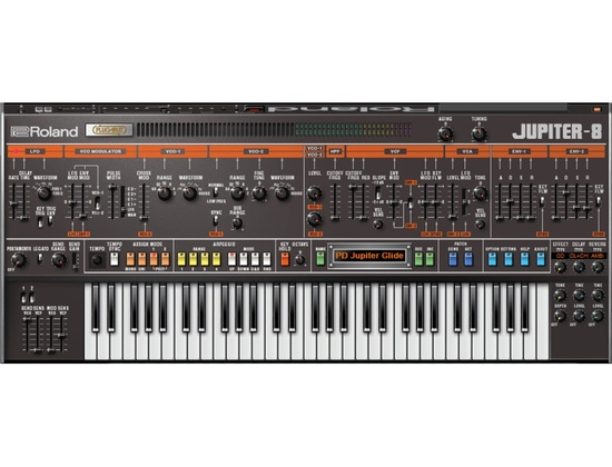 Roland Cloud Jupiter-8