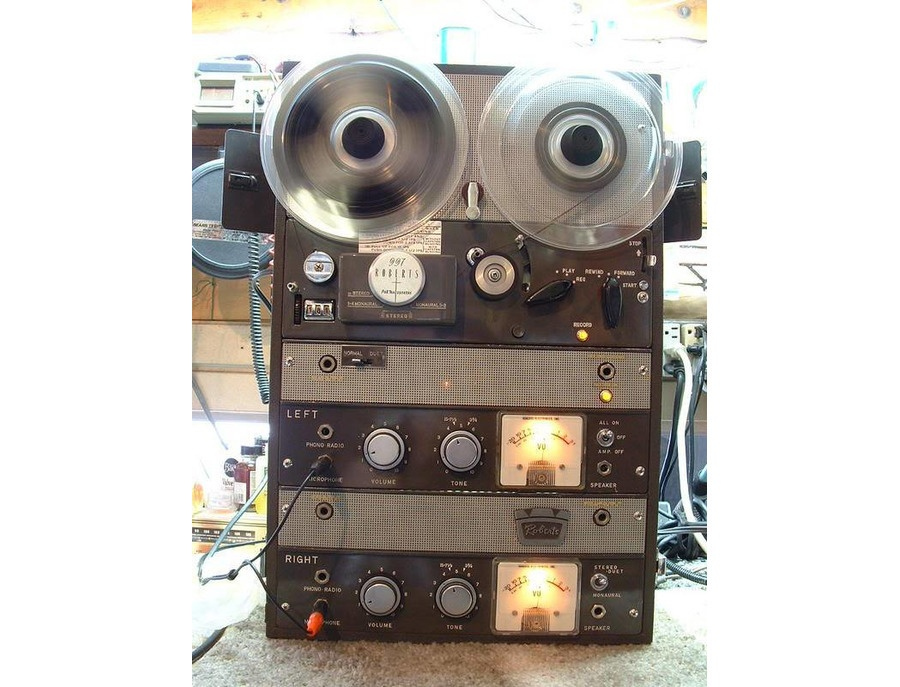 Roberts 997 tube reel to reel tape recorder xl