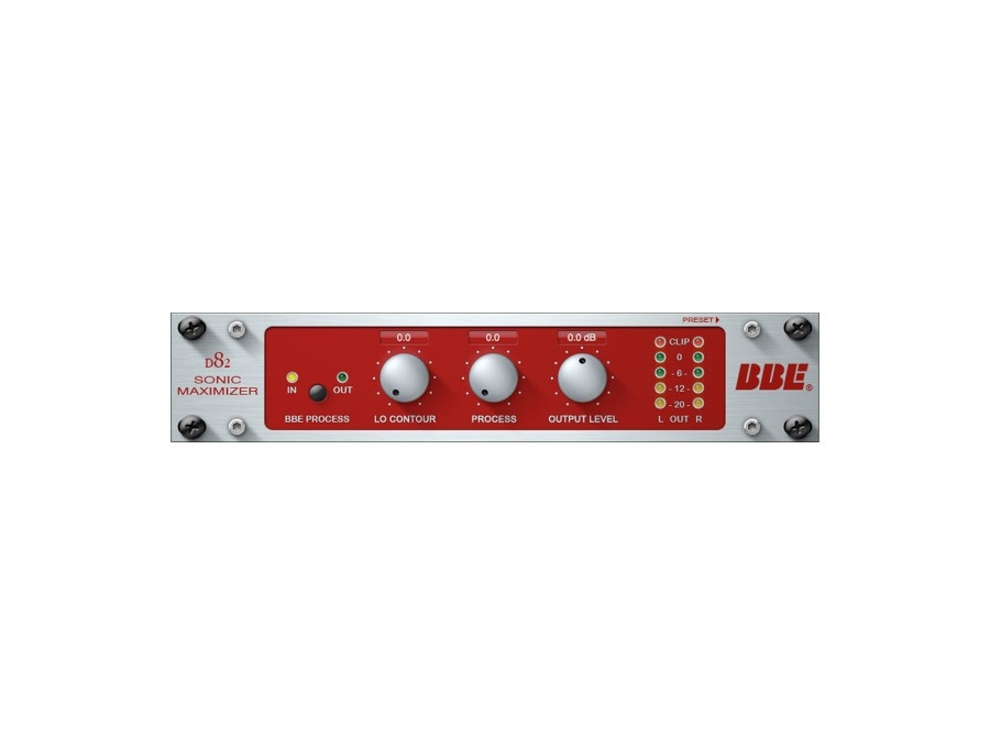 Nomad Factory BBE D82 Sonic Maximizer Plugin