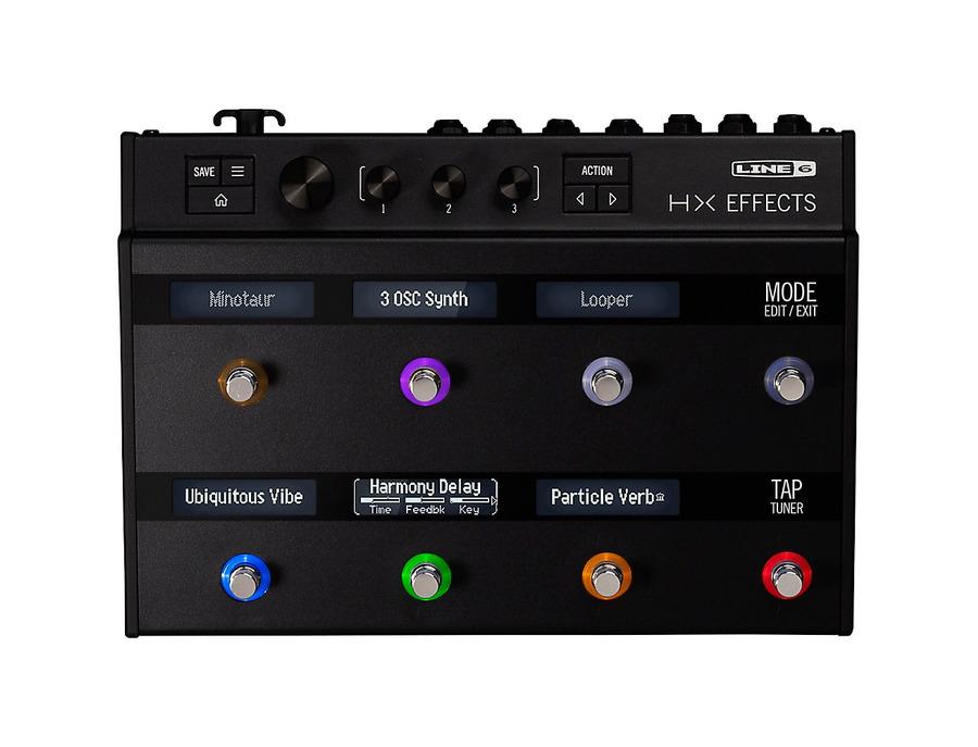 Line 6 hx effects guitar multi effects floor processor xl