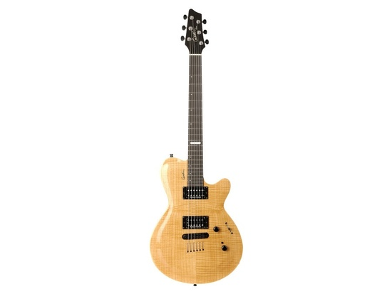 Godin Summit CT Natural Flame