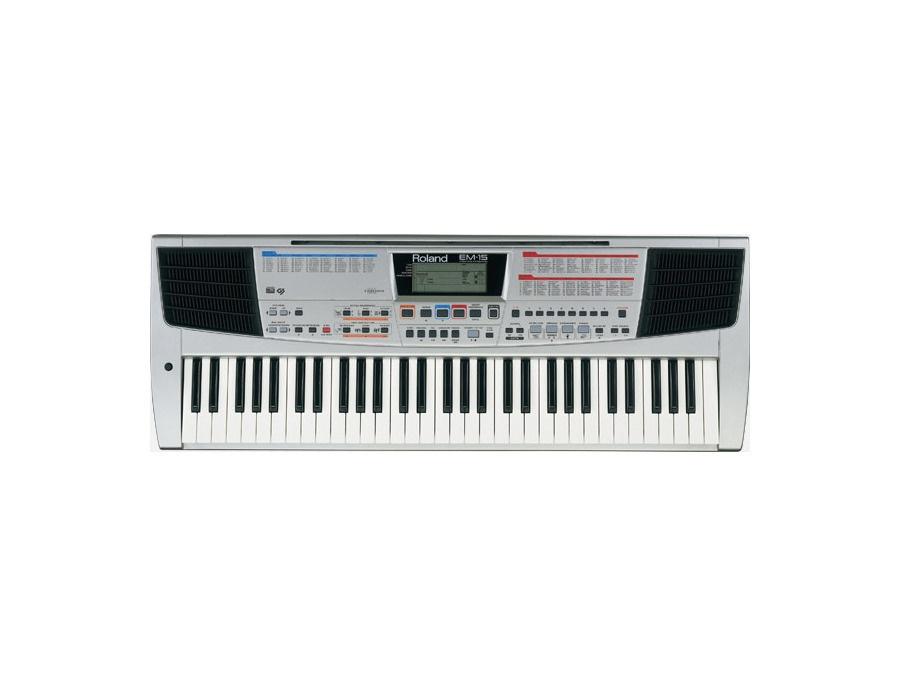 Roland em 15 creative keyboard xl